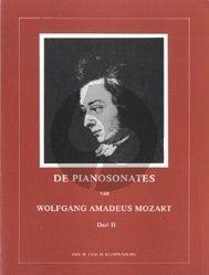 Kloppenburg De Pianosonates van W.A. Mozart Vol.2 (paperb.)