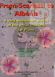 From Scarlatti to Albeniz