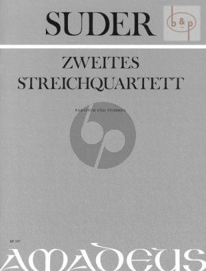 Quartett No.2 e-moll (1939)