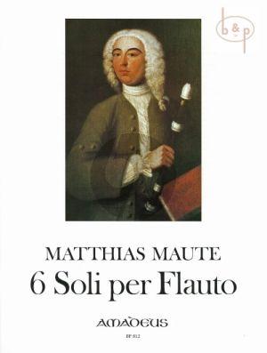 6 Soli per Flauto senza Basso