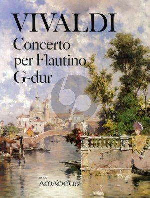 Concerto G-major RV 312R Op.44 No.11