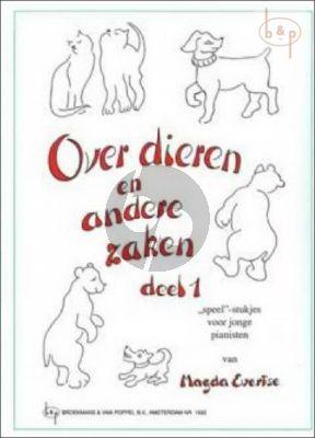 Over dieren en andere zaken Vol.1