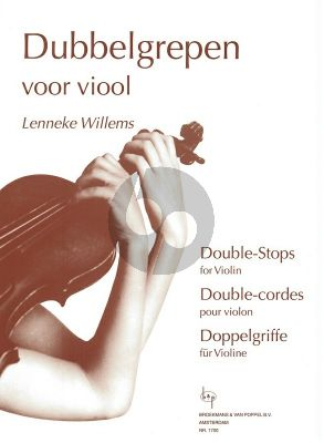 Willems Dubbelgrepen voor Viool (Double Stop Studies)
