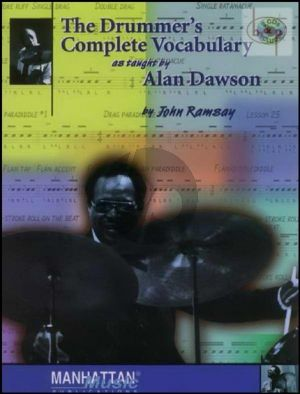 Drummers Complete Vocabulary as Taught by Alan Dawson