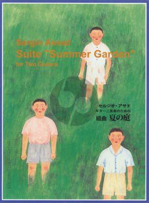Assad Suite 'Summer Garden' 2 Guitars
