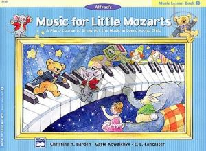 Music for Little Mozarts Vol.3 Music Lesson Book