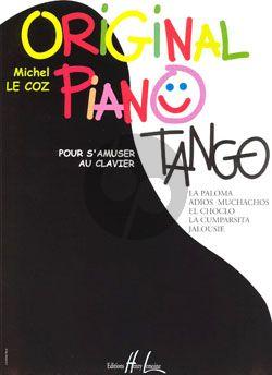 Lecoz Original Piano Tango