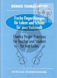 Cheeky Finger Exercises for Teacher and Student