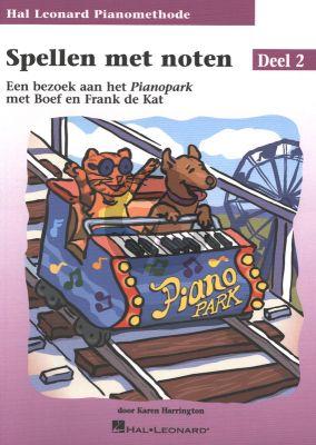 Spellen met Noten Vol.2 (Harrington) (Een bezoek aan het Pianopark met Boef en Frank de Kat)