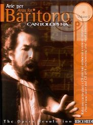 Arias for Baritone Vol.1