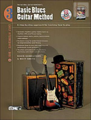 Basic Blues Guitar Method Vol.3 (Early Intermediate)
