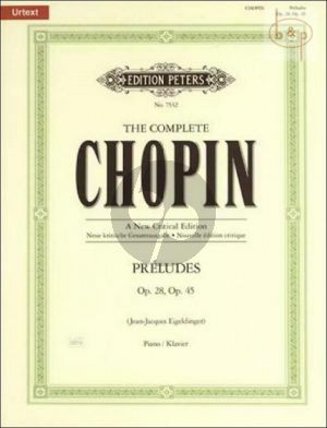 Preludes Op.28 and Op.45 Piano