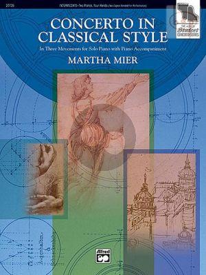 Concerto in Classical Style 2 Piano's