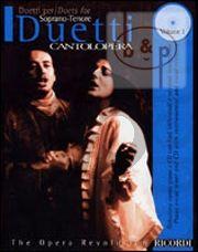 Duetti Soprano-Tenore Vol.1