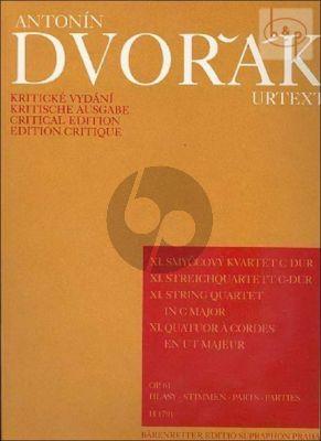 Quartet Op.61 C-major