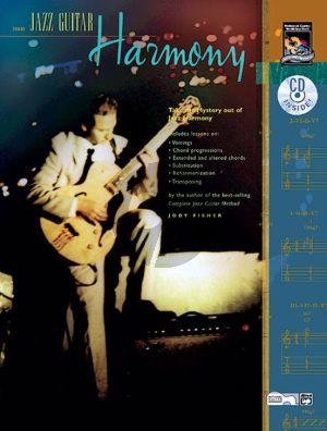 Fisher Jazz Guitar Harmony (Bk-Cd) (Take the Mystery out of Jazz Harmony)