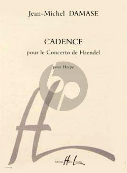 Cadences de Concert Haendel