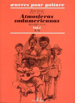 Verite Atmosferas Sudamericanas Vol.1 Guitare