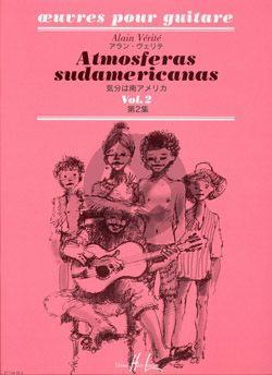 Verite Atmosferas Sudamericanas Vol.2 Guitare