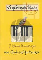 Vogels op de Piano