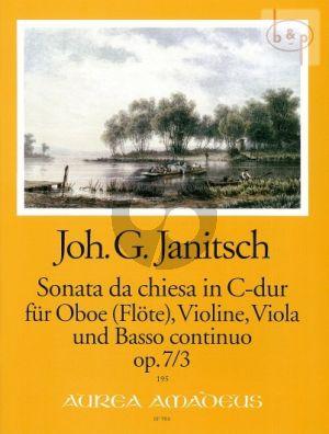 Sonata da Chiesa C-dur Op.7 No.3