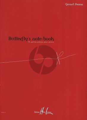 Pesson Butterfly's Note-Book