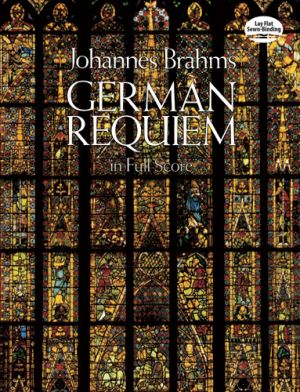 German Requiem Soli-Choir-Orch. Full Score