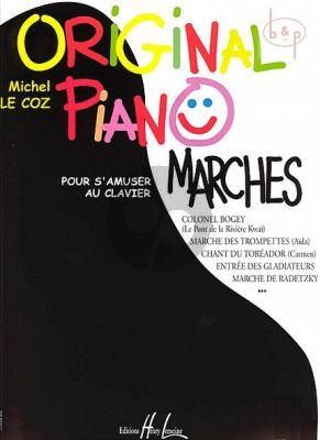 Original Piano Marches