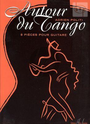 Autour du Tango pour Guitare