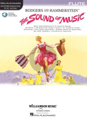 The Sound of Music (Flute) (Bk-Audio Access Code)