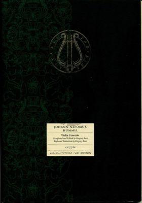Concerto G-major Violin-Orchestra