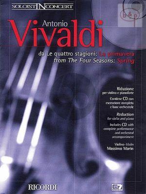 Concerto Op.8 No.1 RV 269 E-major