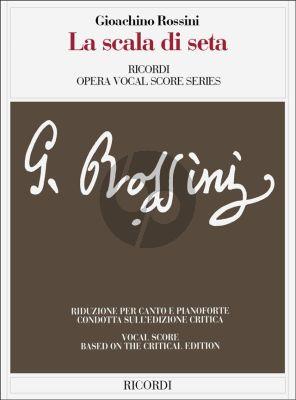 Rossini La Scala di Seta (The Silken Ladder) (Italian/English)