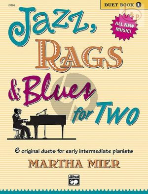 Jazz-Rags & Blues for Two Vol.1