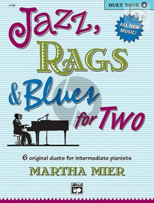 Jazz-Rags & Blues for Two Vol.2