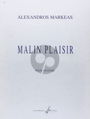 Markeas Malin Plaisir pour Guitare