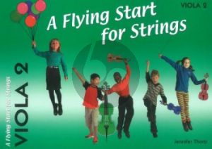 Thorp A Flying Start for Strings Viola 2 Part (Suitable for Teaching Individuals or Groups)