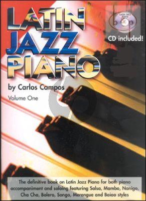 Latin Jazz Piano Vol.1