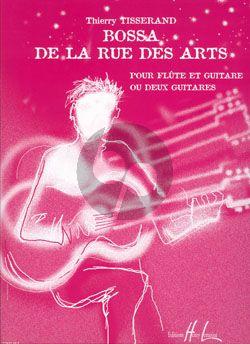 Bossa de la Rue des Arts Flute-Guitare