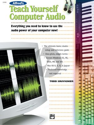 Souvignier Teach Yourself Computer Audio (Everything you need to know to use the audio power of your PC)