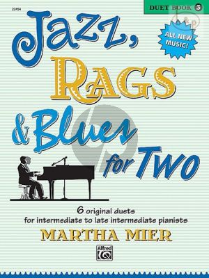 Jazz-Rags & Blues for Two Vol.3