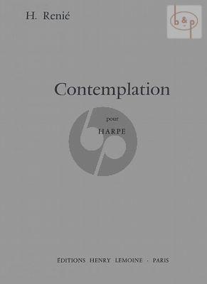 Contemplation Harpe
