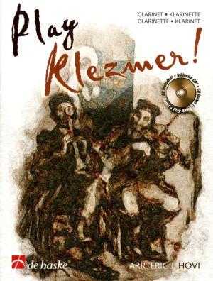 Play Klezmer! for Clarinet (Bk-Cd) (interm.level)