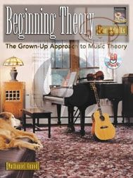 Beginning Theory for Adults (Bk-Cd)