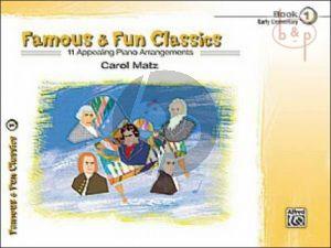 Famous & Fun Classics Vol.1