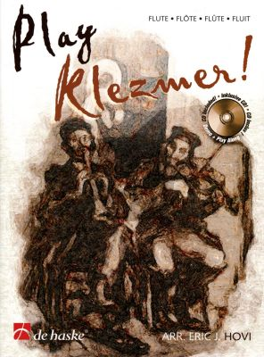 Play Klezmer! for Flute (Bk-Cd) (interm.level)