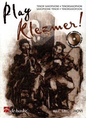 Play Klezmer! for Tenor Saxophone (Bk-Cd) (interm.level)