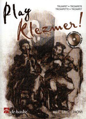 Play Klezmer! for Trumpet (Bk-Cd) (interm.level)