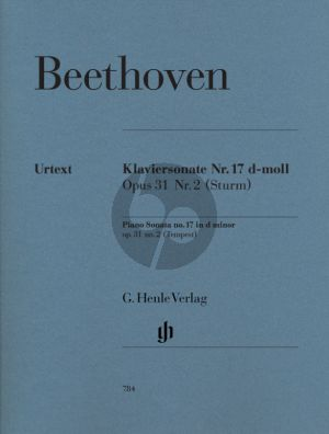 Beethoven Sonate d-moll Op.31 No.2 (Sturm [Tempest]) Klavier (Gertsch/Perahia)