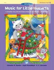 Music for Little Mozarts Vol.4 Christmas Fun